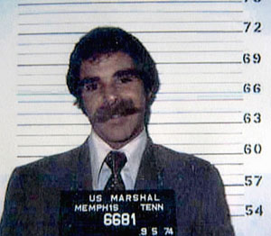 Harry Reems arrestado