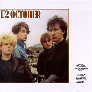 Su segundo disco, October (1981) fue recibido como un LP cristiano por la principal revista musical irlandesa (Hot Press)