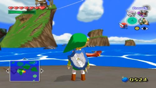 Las narrativas simples no tienen cabida en The Legend of Zelda