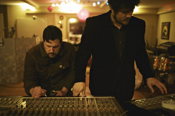 Damien Jurado acredita gran parte del mérito a Richard Swift