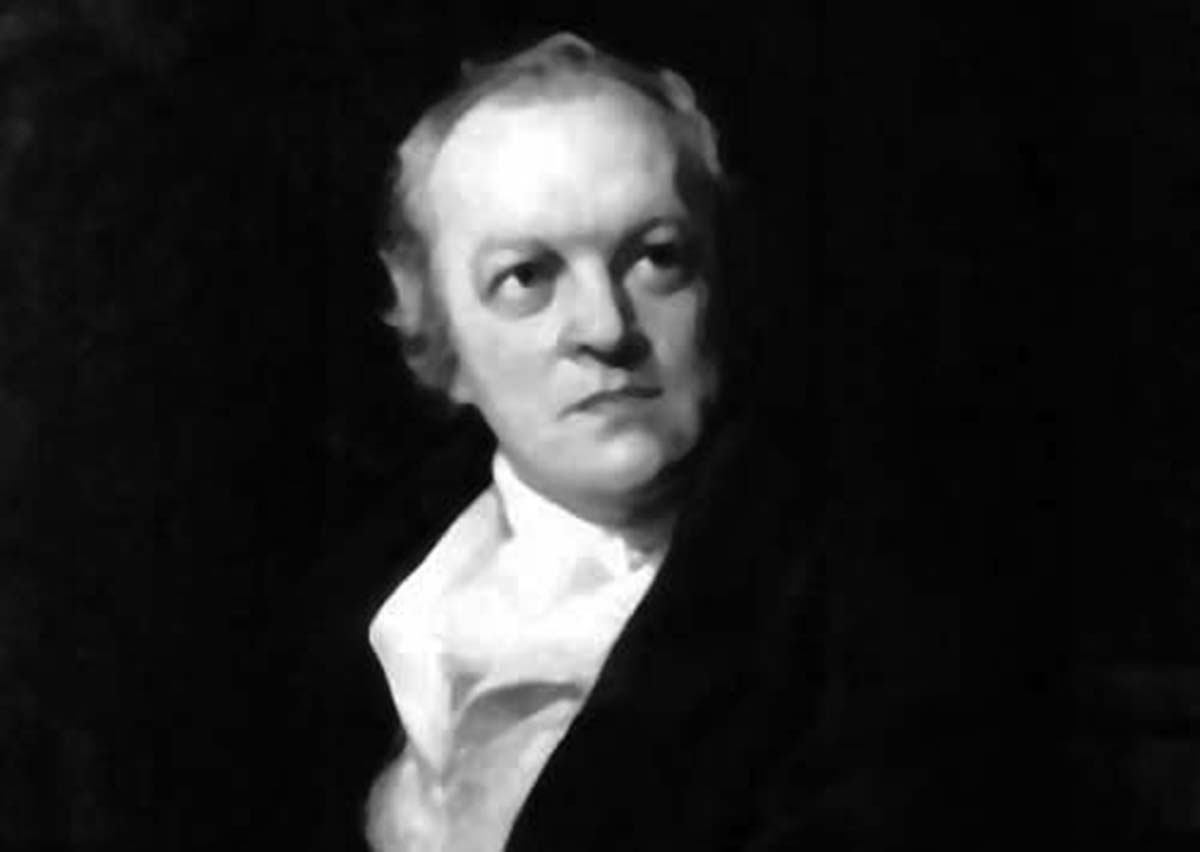 Las visiones místicas de William Blake