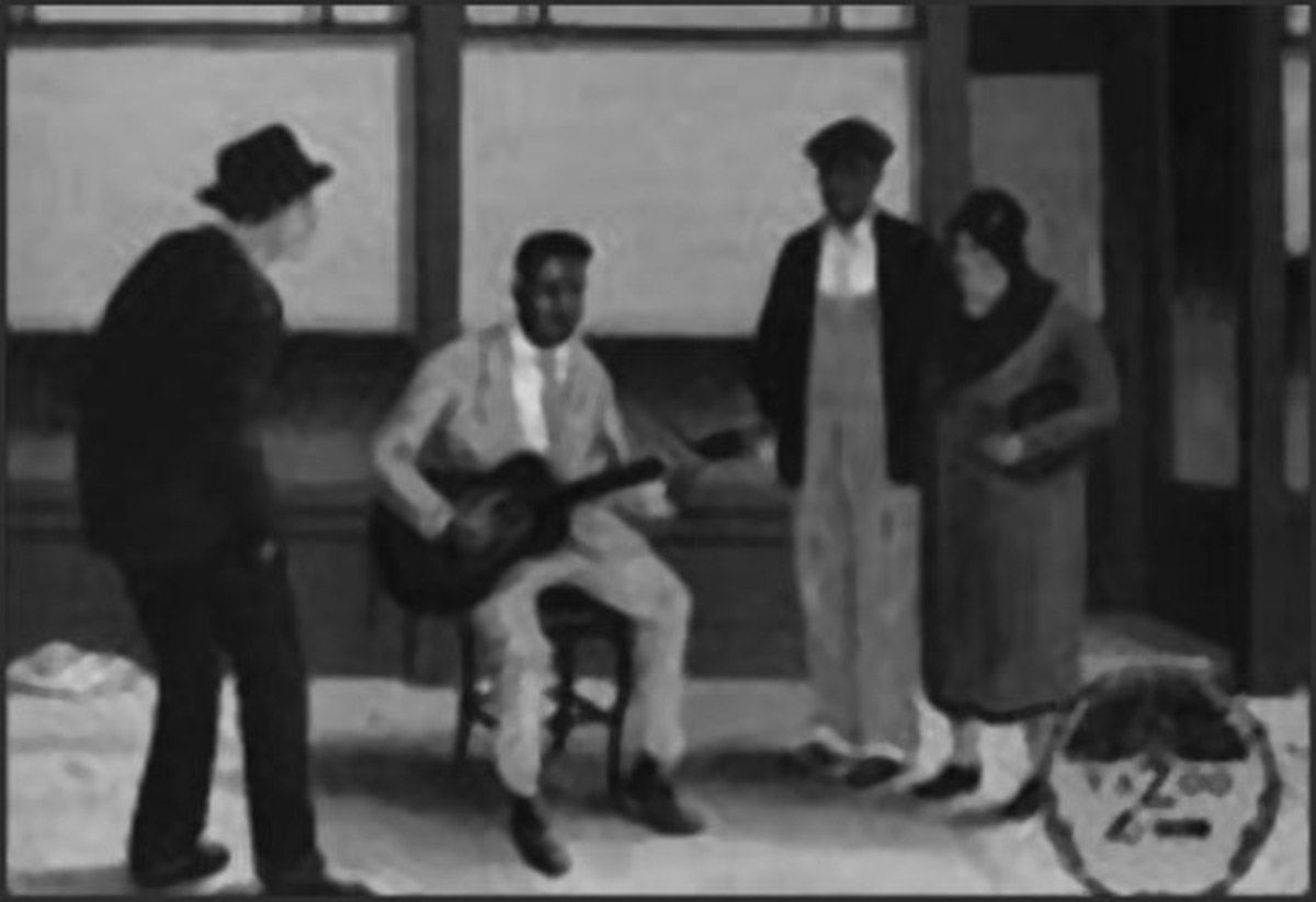 Blind Willie Johnson: El blues que viaja al espacio