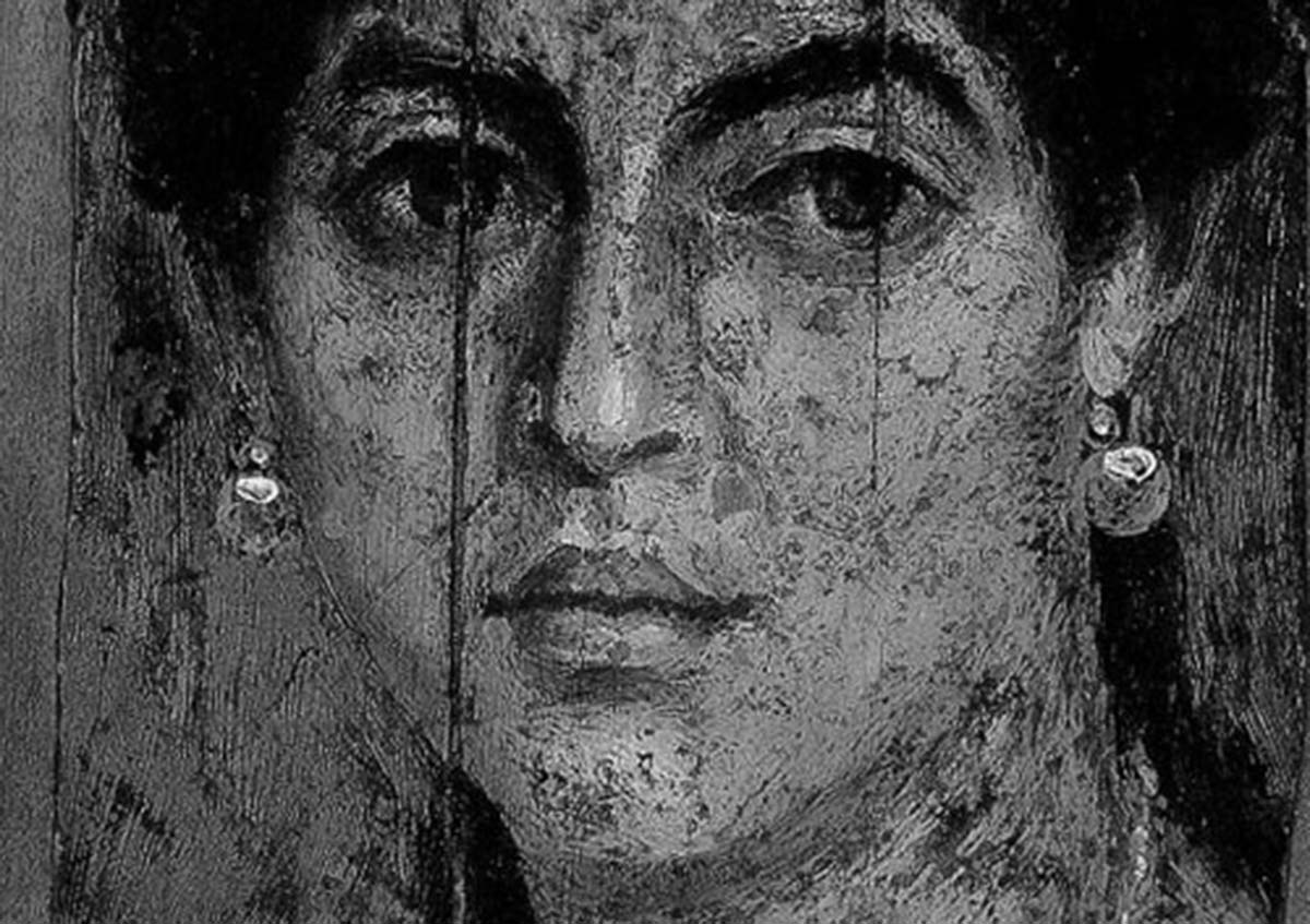 Retratos de Fayum: Sin futuro visible