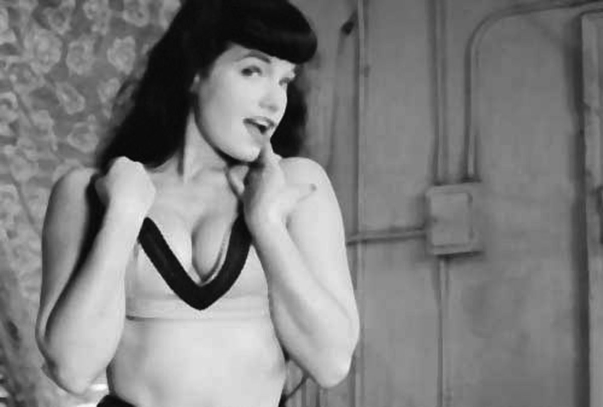 Bettie Page: La fe de una chica Playboy