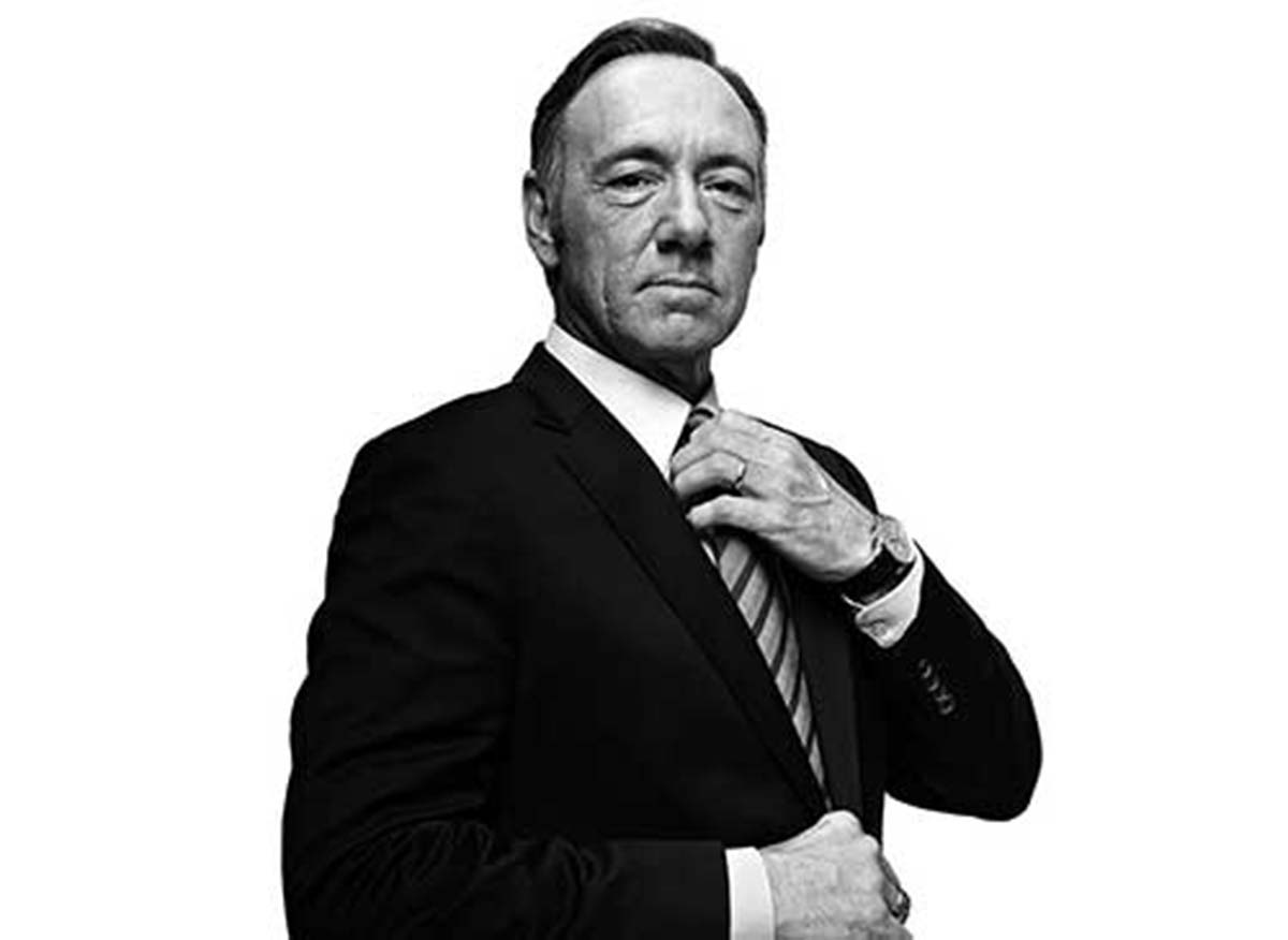 House of Cards: El hambre de poder