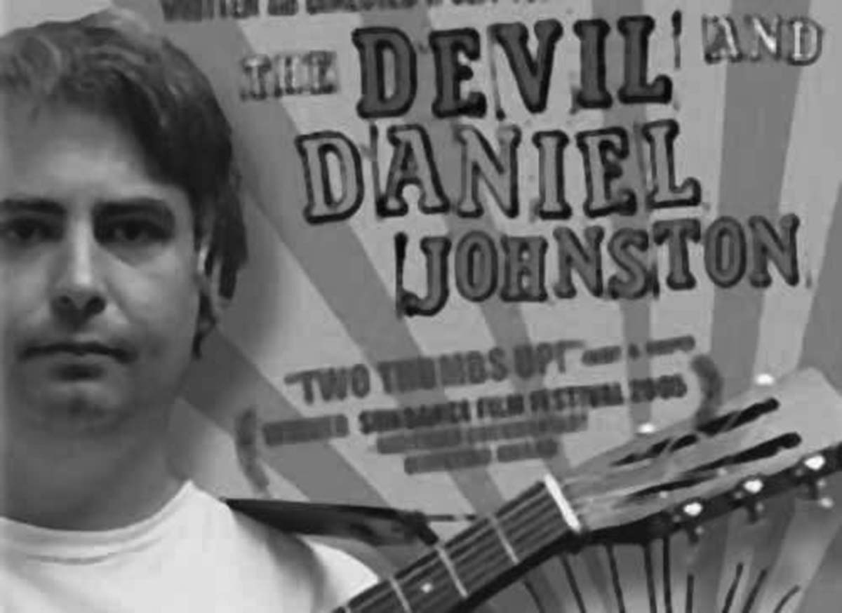 El diablo y Daniel Johnston