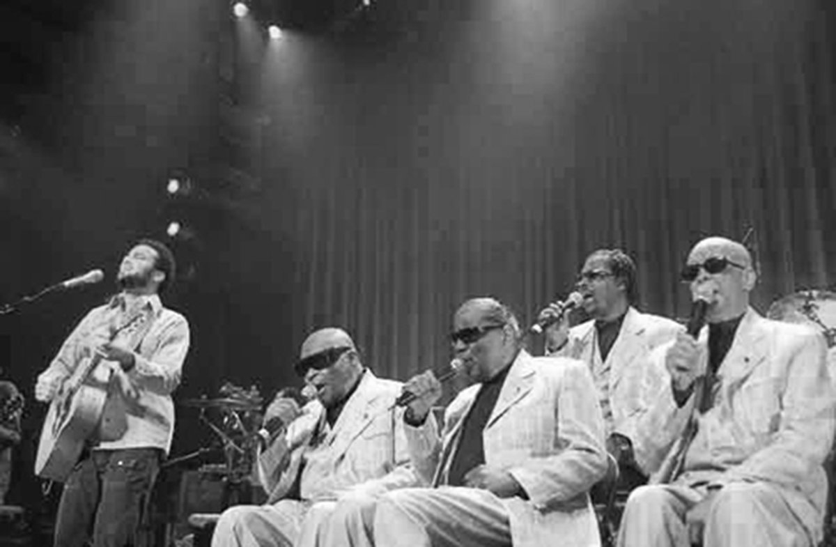 The Blind Boys of Alabama: El gospel de los justos