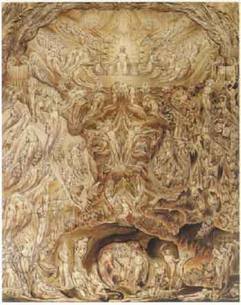 Juicio Final (WIlliam Blake, 1808)